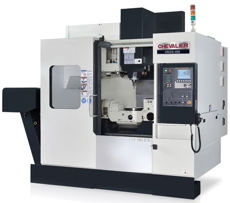 5-Axis CNC with Trunnion Table, Communications System
