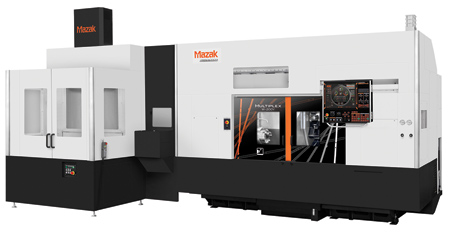 Complete Automated Production Machining