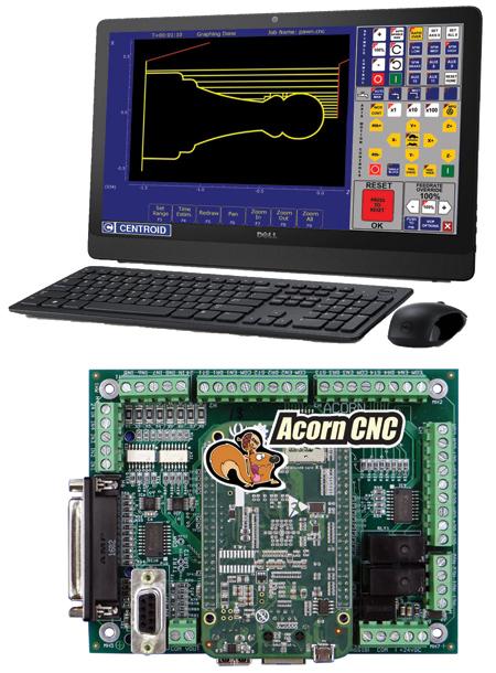 CNC Control Kits