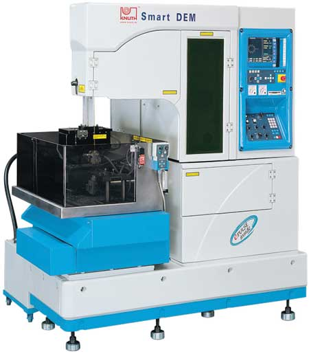 Knuth Offers Smart Dem Electric Discharge Machine