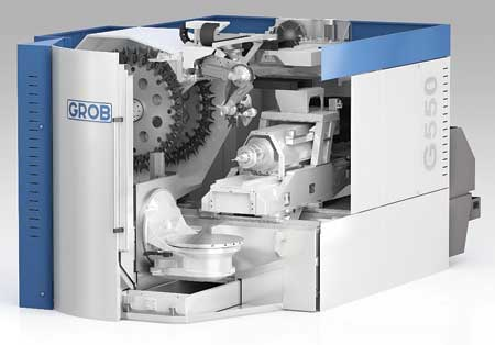 AmTTech and Machine Tool Specialties Sign on with Grob Systems