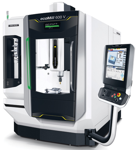 New Generation Vmc Series With Enhanced Stability