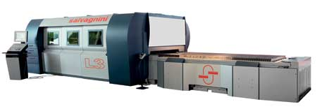 Genesee Stamping Purchases Salvagnini Fiber Optic Laser