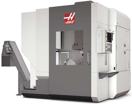 Uus 5 teljeline Haas UMC750