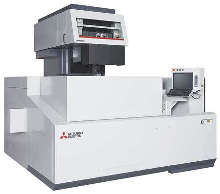 New Larger Part EDM and Additive Machine