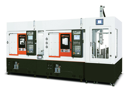 Machining Technology for Increased Productivity