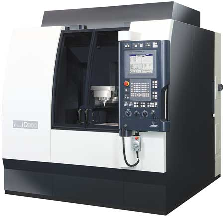 Makino Releases Iq300 Precision Micromachining Center