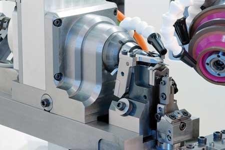 Rollomatic To Spotlight 6 Axis Nano Grinding Technology At