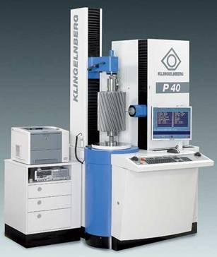 Klingelnberg Introduces P 40 Precision Gear Measuring Center