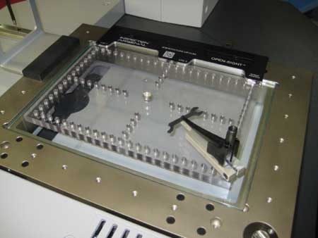 Fast Swap Vision Fixture Plate System