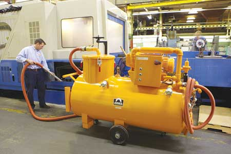 Eriez Offers Hydroflow Fluid Recycling And Filtration