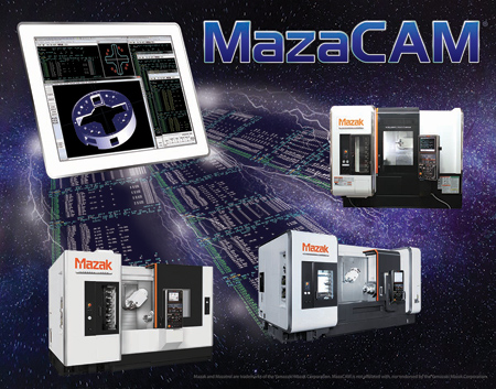 Moving Mazatrol Programs from One Mazak to Another