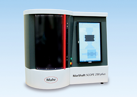 Mahr Federal to Feature Family of Optical Shaft Measurement